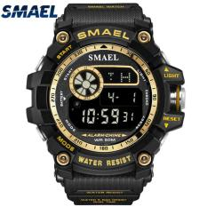 SMAEL Men's Watches Sport Casual LED Digital Watch Top Brand Luxury Waterproof Military Electronic Watch Men Clock