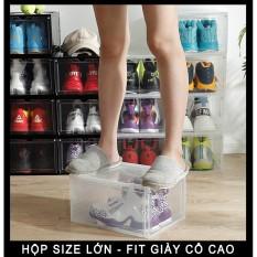 Hộp Giày Xịn, Hộp Đựng Giày Cửa Nam Châm Cao Cấp, Hop Dung Giay – Hàng Có Sẵn Bán Hộp Lẻ