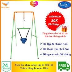 [GIẢM 30K phí Ship] Xích Đu Nhún Nhảy Tập Đi Jumper Kids JPK101 (Chính hãng) – Xích đu cho bé tập đi, Đai tập đi em bé, Đai nhún nhảy cho bé – NASI Store