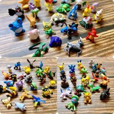 Set 24 thú Pokemon size 3cm 50k