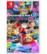 Thẻ game Mario Kart 8 Deluxe Nintendo Switch