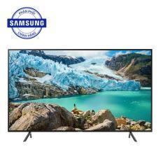 Smart TV Samsung 4K UHD 55 inch – Model UA55RU7200KXXV (2019) – Công nghệ hình ảnh HDR, UHD Dimming, Purcolour + Điều khiển Tivi bằng điện thoại – Hàng phân phối chính hãng