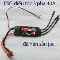 esc 40A – điều tốc esc động cơ không chổi than