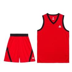 Bộ quần áo tập bóng rổ nam mát mẻ mùa hè Peak FW702221