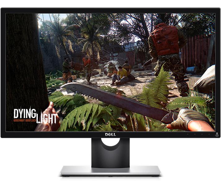 Màn hình LCD Dell SE2417H . Kích thước 23.6 inches. Full Box nguyên hộp . Mới 100%. Vi Tính Quốc...