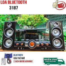[ HÀNG BÃI NHẬT ] Loa Vi Tính Cao Cấp HuynDai 3187- Bộ Loa Nghe Nhạc 2.1, RMS 50W HUYNDAI 3187 Gía Rẻ Hàng Chính Hãng – Loa Siêu Trầm Soundbar, HuynDai 3187 Điều Chỉnh Bass, Treble Dễ Dàng, Hỗ Trợ Bluetooth, USB, TF, Jack 3.5mm- Bh 12 Tháng