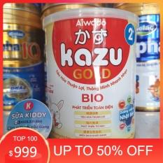 [MGG 10%] Sữa AIWADO KAZU BIO 0+, 1+, 2+ 350g và 810g