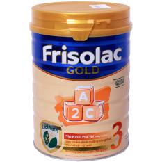 Sữa Frisolac Gold 3 900g (trẻ từ 1 – 2 tuổi)