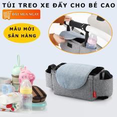 [HÀNG MỚI VỀ]Túi Treo Xe Đẩymẫu mới hàng xuất siêu đẹp, đơn giản lại rộng rãi Đựng được bỉm, sữa, đồ cho mẹ Treo xe cực tiện
