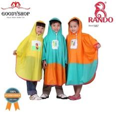 [Áo mưa bướm trẻ em Rando CPPM-07] size 1:0,8 – 0,9 cm dành cho bé yêu của bạn-GOODYSHOP