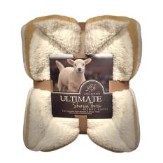 Chăn lông cừu Ultimate Sherpa Throw ( Vàng mơ )