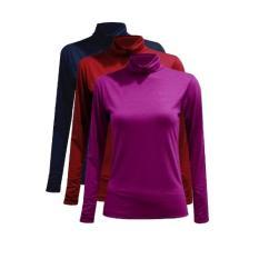 Combo 03 áo giữ nhiệt cổ 3 phân thời trang, ấm áp