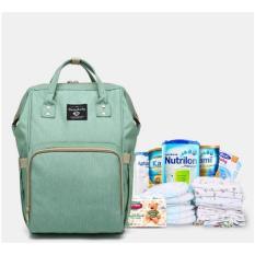 BALO mang đồ trẻ sơ sinh, dụng cụ đựng bình sữa, tã lót, bỉm, … cho trẻ khi ra ngoài, Vật dụng giúp chăm sóc trẻ – Khuyến mại đặc biệt đến từ Shopdeal đến 50% siêu hấp dẫn