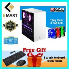 Trâu Cày Game VIP Core I7 3770, Ram 16GB, SSD 120GB, HDD 2TB, VGA GTX750ti 2GB EMGJUBO + Quà Tặng