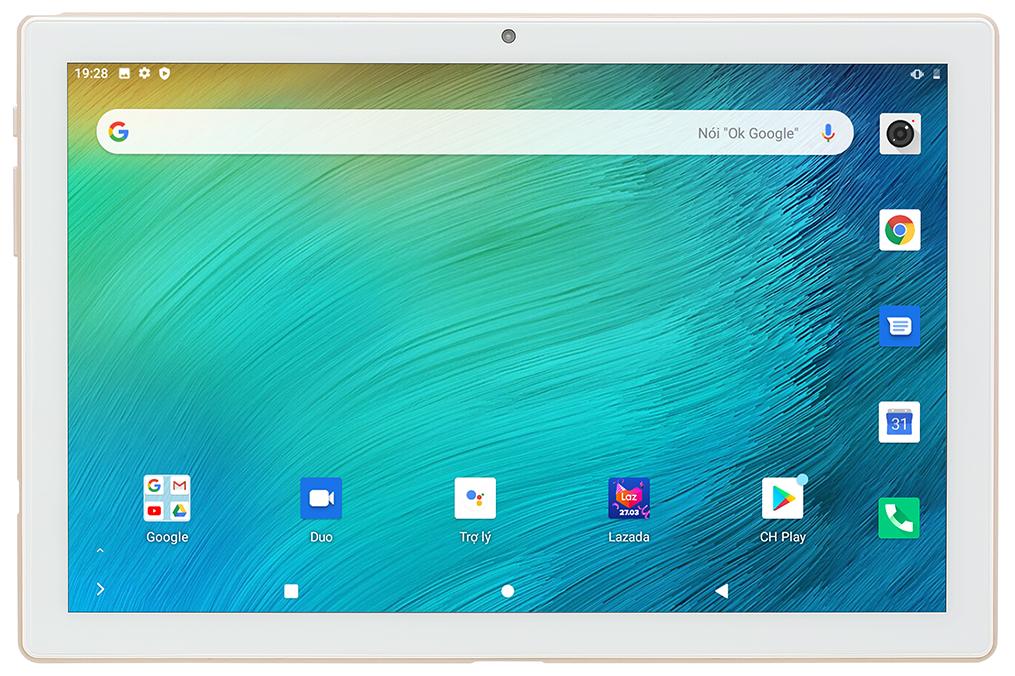 [Nhập ELJAN11giảm 10%, tối đa 200k, đơn từ 99k]Máy tính bảng Masstel Tab 10 Ultra(3/32GB) Màn hình:IPS LCD 10.1″ Hệ điều hành:Android 10 Hàng chính hãng Bảo hành 12 tháng