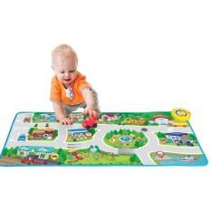 Thảm trẻ em đồ chơi xe cộ vui nhộn winfun 1288- rèn luyện kĩ năng cho bé, cam kết sản phẩm đúng mô tả, chất lượng đảm bảo an toàn đến sức khỏe người sử dụng