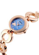 [Xả lỗ do dịch Corona] Đồng hồ nữ lắc tay đính đá YOHEMEI CH377