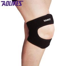 Đai hỗ trợ xương bánh chè đầu gối đàn hồi khi chơi thể thao Sport knee protector A-7929
