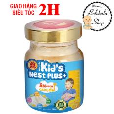 [HCM]Nước Yến Sào Cao Cấp Thiên Việt Kids Nest Plus+ Hủ 70ml – Hương Cam
