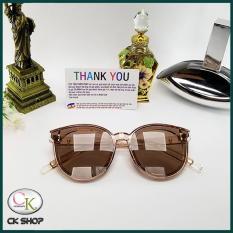 Kính mát nữ – Video chi tiết kính và test UV (Tia cực tím) – Bảo hành 12 tháng – Mắt kính nữ thời trang – Kính mát nữ chống tia UV – Mat kinh nu thoi trang
