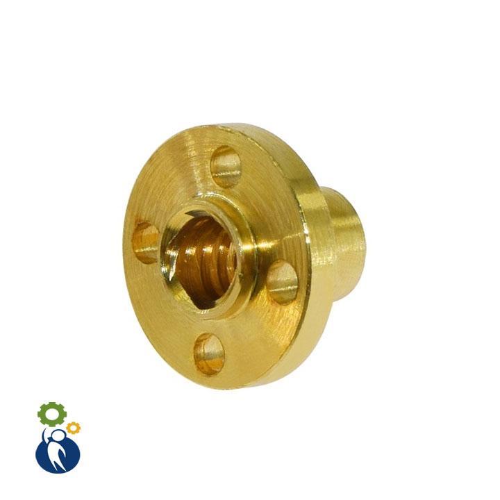 Đai ốc T8 dùng cho máy in 3D, máy cnc mini, cơ cấu trục Z, thay thế cho loại đai...