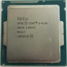 Bộ xử lý Intel® Core™ i3-4160 (3M bộ nhớ đệm, 3,60 GHz) – Tặng keo tản nhiệt CPU , Bảo hành 06 tháng
