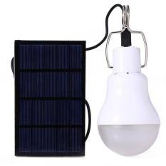 Bộ Đèn Năng Lượng Mặt Trời Có Đèn LED Dùng Đi Cắm Trại S-1200 15W 130LM
