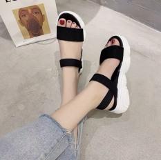 Sandal nữ / sandal đế xuồng bánh mì / sandal quai hậu cực xinh