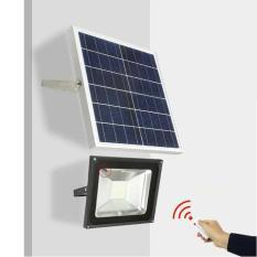 Đèn Led sân vườn năng lượng mặt trời cảm biến ánh sáng VITI SMART 50W