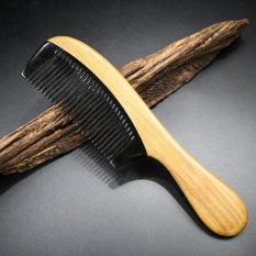 Lược Sừng gỗ hoàng đàn – Tiêu Chuẩn Xuất Nhật – Lược Chải Tóc