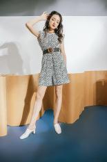 Jump đùi SN đệm vai HT báo CChat Clothes