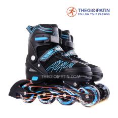 Giày trượt Patin Papaison A3 – giày patin trẻ em Tặng kèm phụ kiện
