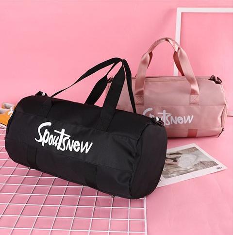Túi xách du lịch nữ SIZE LỚN 45cm spoutnew vải dù chống thấm nước [ẢNH THẬT]