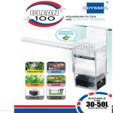 Máy Lọc Váng Dành Cho Hồ/Bể Cá Cảnh – Odyssea Clean 100
