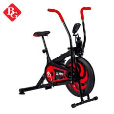 BG – Xe đạp tập thể dục Air bike thiết kế hoàn toàn mới (Red) 2021