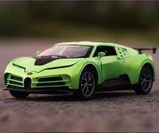 Mô hình xe kim loại Bugatti Centodieci tỷ lệ 1:32