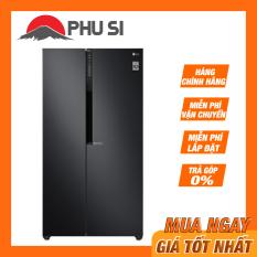 TRẢ GÓP 0% – Tủ lạnh LG Inverter 613 lít GR-B247WB
