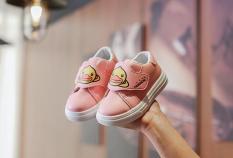 Giày Sneaker Vịt vàng dành cho bé gái 2019