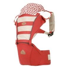 Địu em bé đa chức năng, nhiều tư thế I-Angel Mesh Hipseat Carrier IA-114 dành cho trẻ từ 3 đến 36 tháng