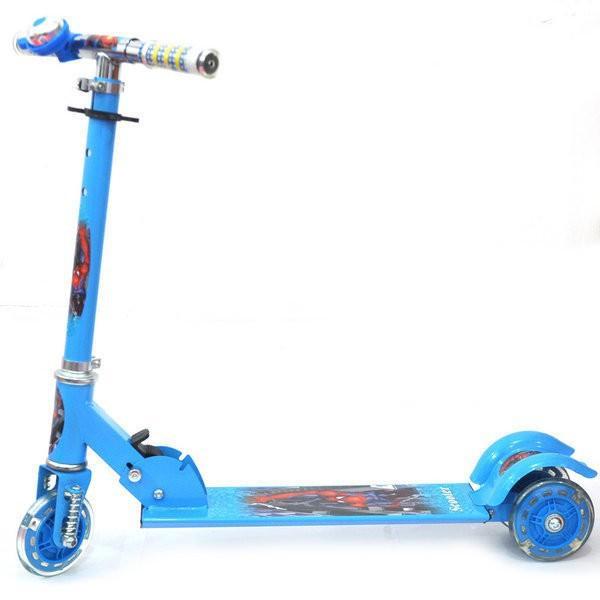 Xe Trượt Scooter Cho Bé - Xe Trượt Gấp Gọn Có Chuông chỉ 165.000 ...