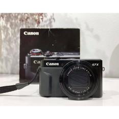 Máy ảnh canon G7X mark II – Máy 99% fullboxx