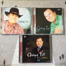 Combo 3 CD Giang Tử