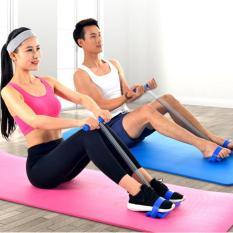 Dây kéo tập bụng lò xo đàn hồi đa năng cho nam nữ dụng cụ tập gym thể dục tại nhà Tummy Trimmer, tập bụng, vai tiện dụng