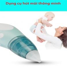 Dụng cụ hút mũi Máy hút mũi đầu hút mềm an toàn cho bé