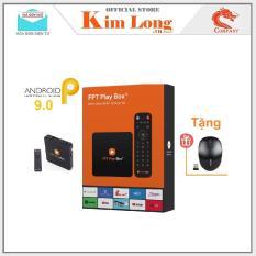 [Giảm thêm 400K] FPT Play Box + 4K 2019 S400 + Remote Giọng nói – Hãng phân phối