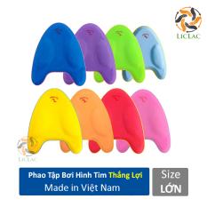 Phao tim tập bơi Thắng Lợi giúp tập đạp chân khi bơi hàng Việt Nam chất lượng cao – LICLAC