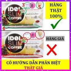 Cà phê Idol Slim Coffee (10 sachets x 15gram) – Thái Lan Cải thiện vóc dáng gọn gàng với Cafe giảm cân IdolSlim / Like Slim – Mai Lee Shop | Cà phê giảm cân