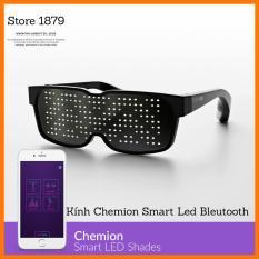 Kính Chemion Smart Led Bleutooth – (Full Box Nhập Khẩu)