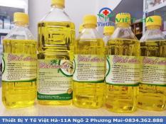 Tinh dầu sả tự nhiên chai 500ml đuổi ruồi muỗi côn trùng