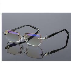 Kính viễn thị Nhật bản chống mỏi mắt nhức mắt kính lão thị trung niên cao cấp hàng loại I chuẩn an toàn